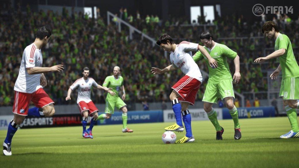 FIFA 14 лидирует в чарте продаж «1С-СофтКлаб»