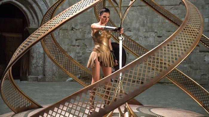 Выжимка. Хидео Кодзима о«Чудо-женщине»: она спасает не1 мир, а3