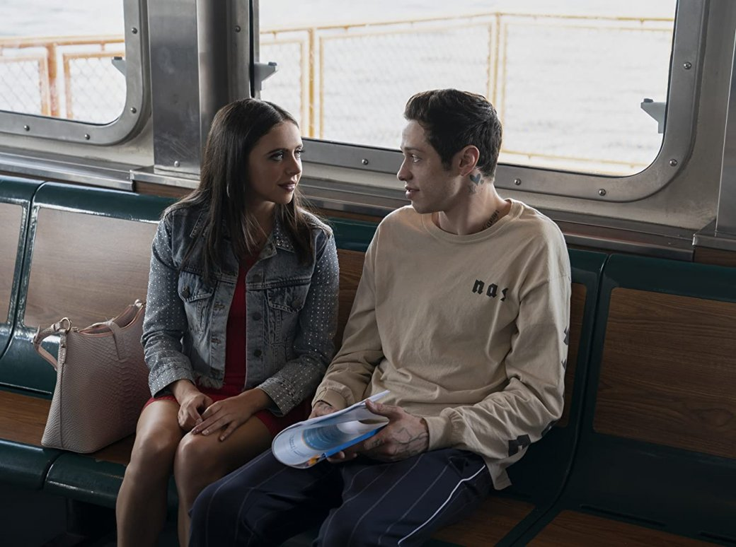 Рецензия нафильм «Король Стейтен-Айленда». Драма овоскрешении, которую нужно смотреть водиночку