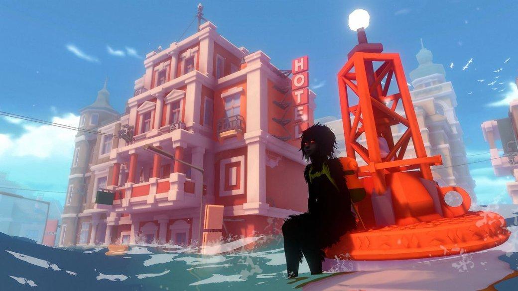 EAподелилась красивым трейлером Sea ofSolitude вчесть выхода игры. Внем играет песня Билли Айлиш