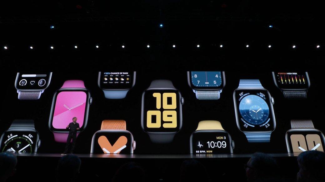 Apple представила WatchOS 6: Apple Watch стали максимально независимы отiPhone