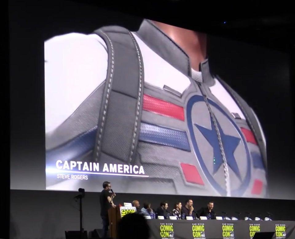 Утечка: альтернативные костюмы героев Marvel's Avengers. Там темнокожий Капитан Америка?