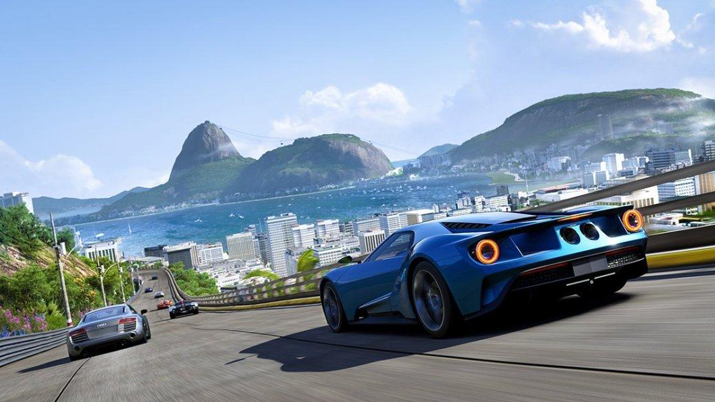 30 лучших игр 2015 года: Forza Motorsport 6