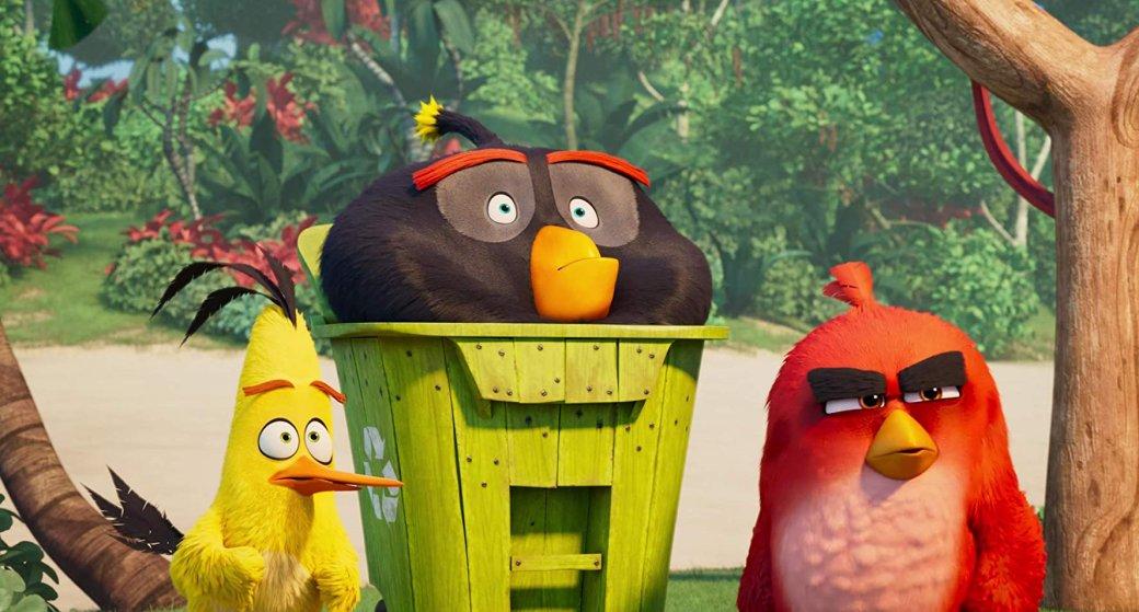 «Приятно глупый сиквел»: критики умеренно хвалят вторую часть мультфильма поAngry Birds