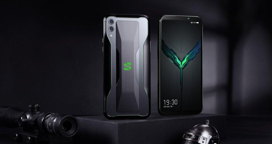 Xiaomi представила Black Shark 2Pro: самый мощный игровой Android-смартфон