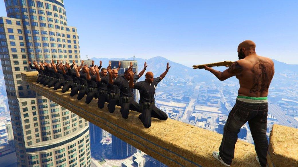 Повсей GTA Online разбросаны места, вкоторых тыпросто так умираешь. Объясняем, что замистика