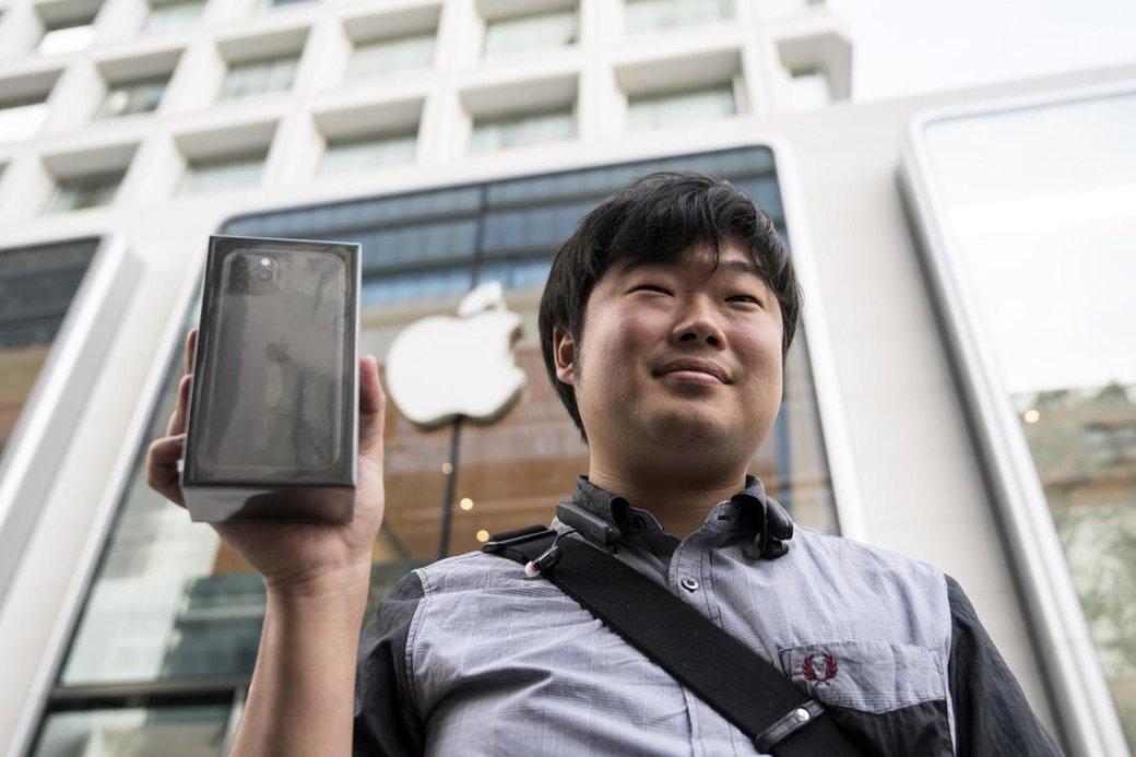 Естьли очереди заiPhone11? Как покупают новый флагман Apple вРоссии имире