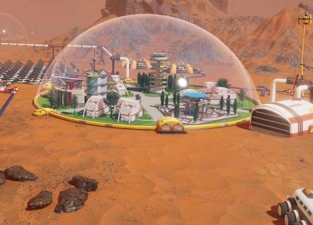 Побудь Мэттом Деймоном: игра про колонию на Марсе отавторов Tropico