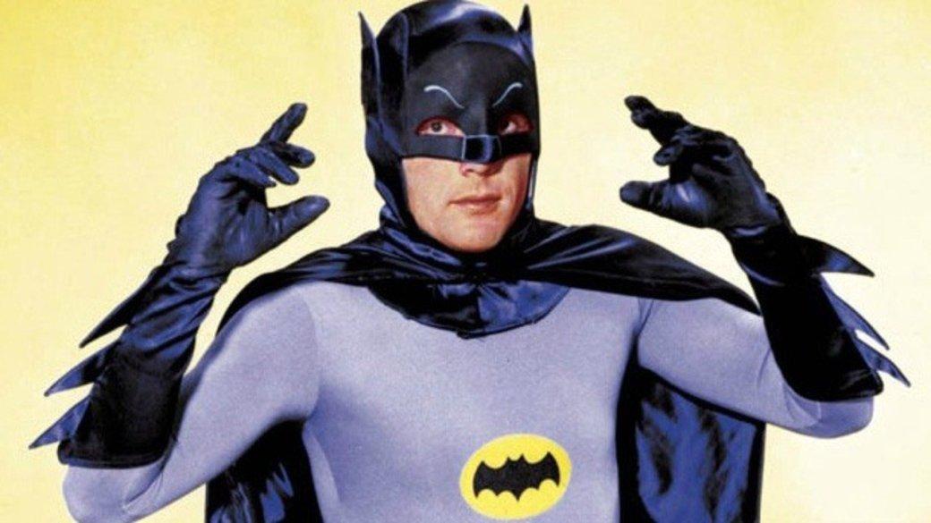 Умер Адам Уэст, Бэтмен из 60-х