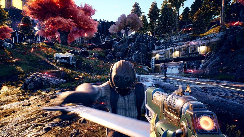E3 2019: вышел новый трейлер The Outer Worlds. Разработчики объявили дату релиза игры!