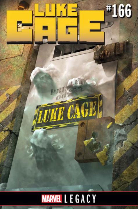 Возвращение кистокам: вMarvel Legacy Люк Кейдж вернется втюрьму