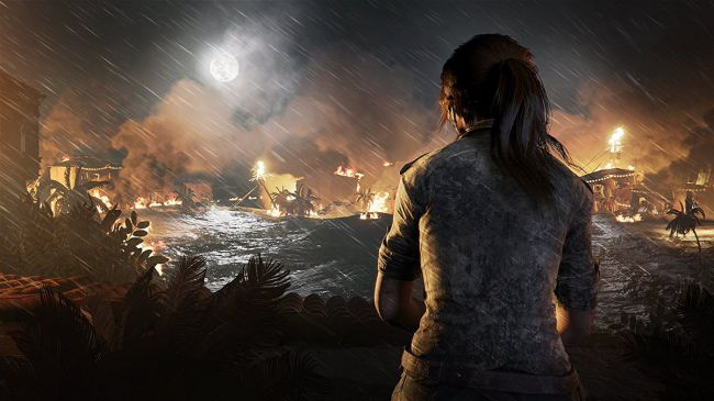 Другая Лара, но старый лук: что журналисты думают о Shadow of the Tomb Raider