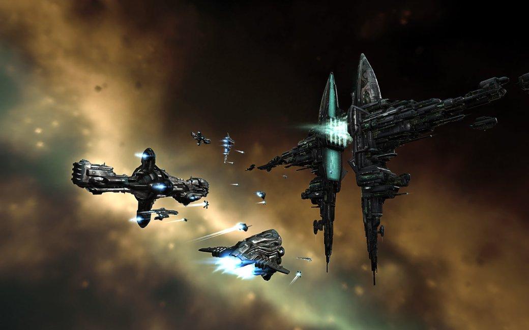 Рецензия на Eve Online