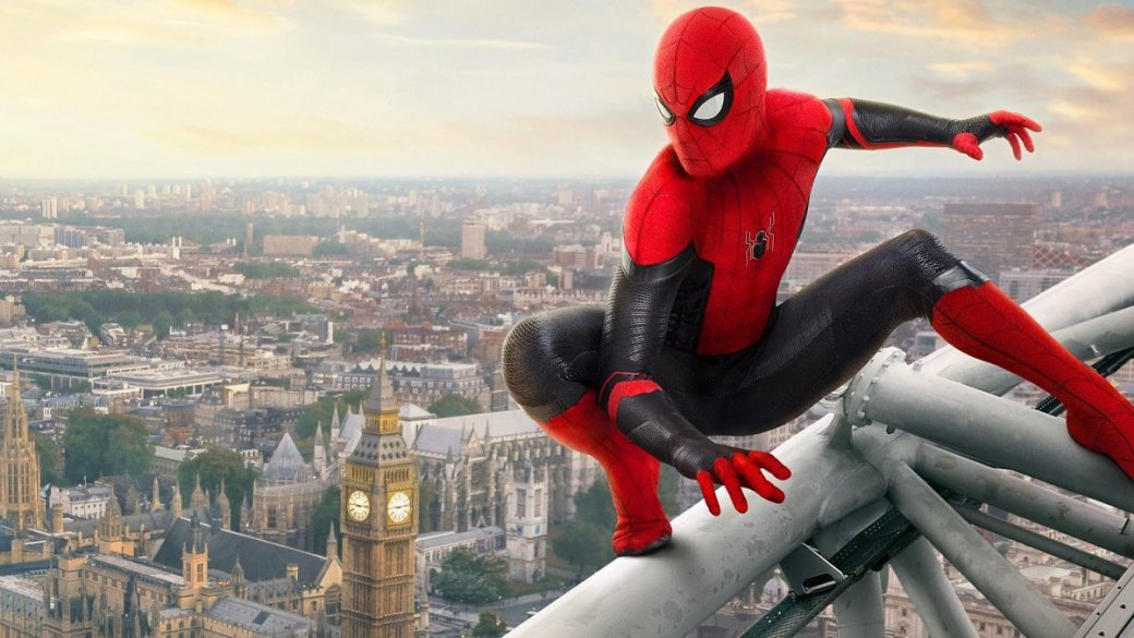 «Хороший ивеселый»: критики сдержанно хвалят «Человека-паука: Вдали отдома»