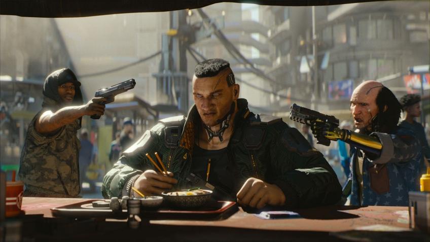 Авторам Cyberpunk 2077 угрожают смертью заперенос релиза игры