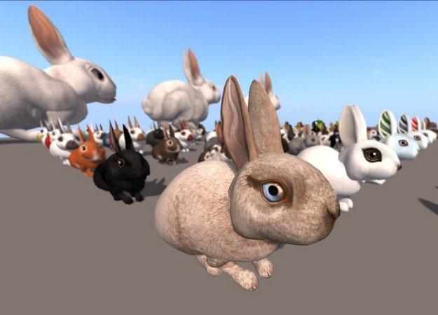 Тысячи виртуальных кроликов скоро умрут от голода, и вы их не спасете