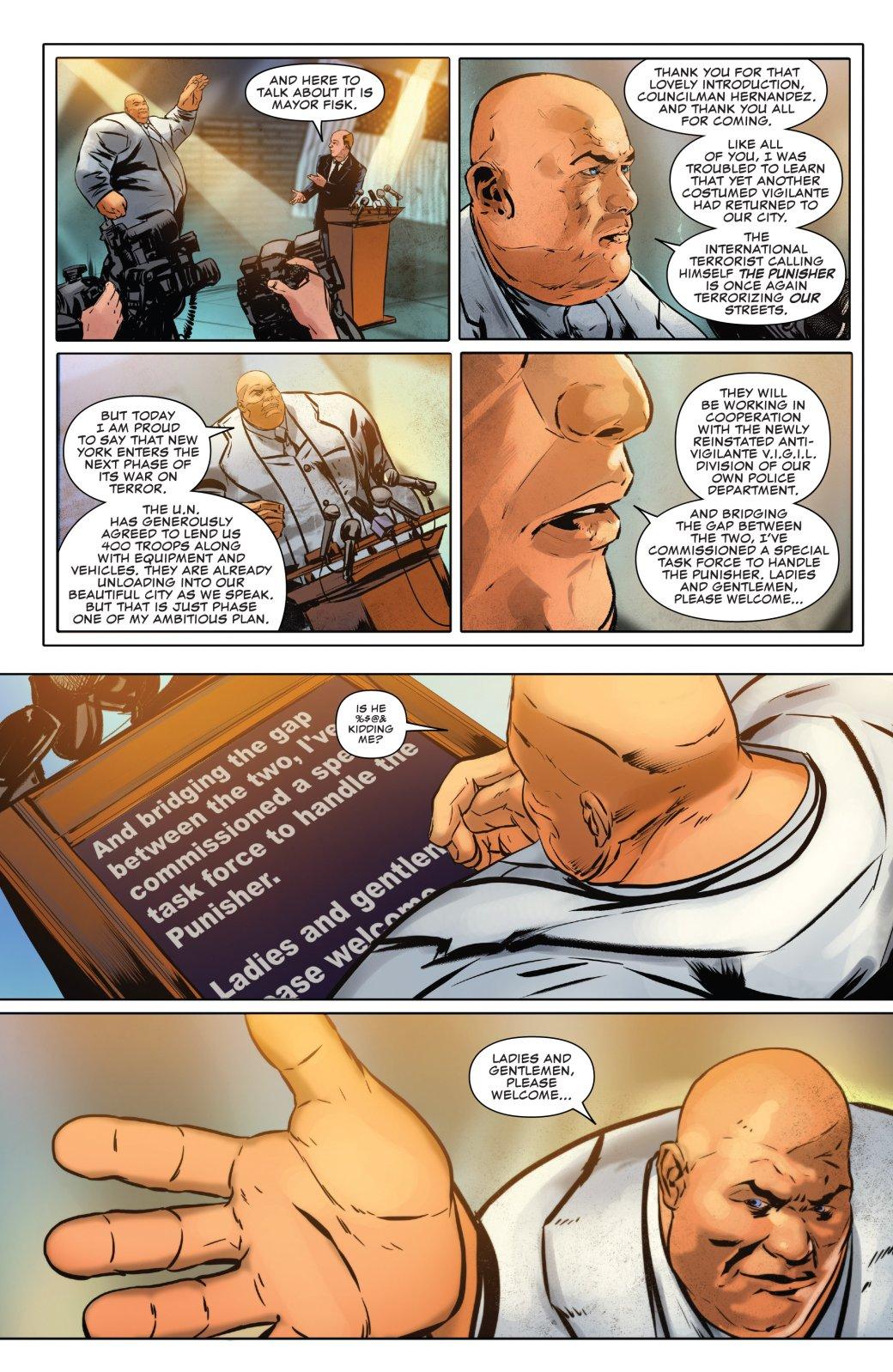 Громовержцы вернулись настраницы комиксов Marvel. Ихзадача— устранить Карателя