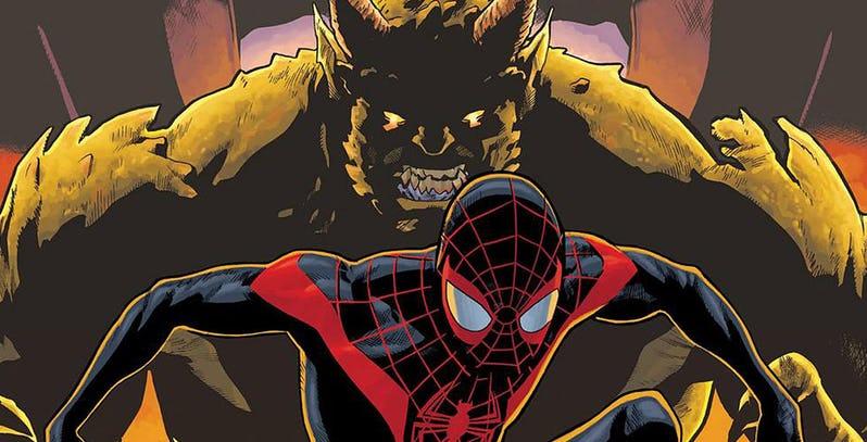 Вюбилейном выпуске «Человека-паука Майлза Моралеса» снова появится Ultimate-вселенная