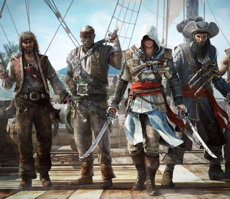 У Assassin's Creed 3 было много проблем, но они не касались морских сражений: Ubisoft случайно воплотили почти все мечты авторов отечественных «Корсаров», только с должным лоском и размахом. Проблема в том, что в сюжетной кампании стать капитаном корабля нужно было буквально на полторы миссии, но Black Flag посвящена пиратам целиком. Серия впервые откатилась назад по линии времени:  бармен Дезмонд Майлс, находясь в удивительном устройстве «Анимус», проделал путь от средневековья до американской войны за независимость, но теперь события сдвинулась на полвека назад, когда Карибский бассейн терроризировали буканиры.