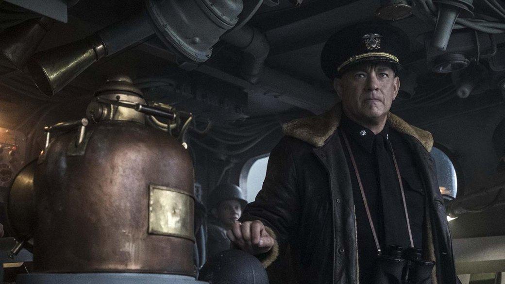 Рецензия на фильм «Грейхаунд». Том Хэнкс играет в морской бой