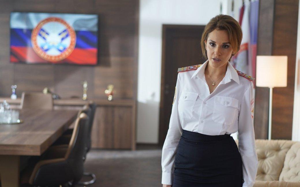 «Полицейский сРублевки. Новогодний беспредел 2»: драмы больше нет— как иПетрова