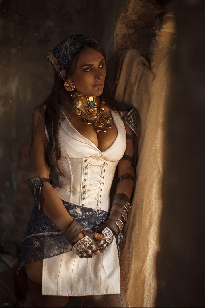 Косплей дня: капитан пиратского корабля из Dragon Age II