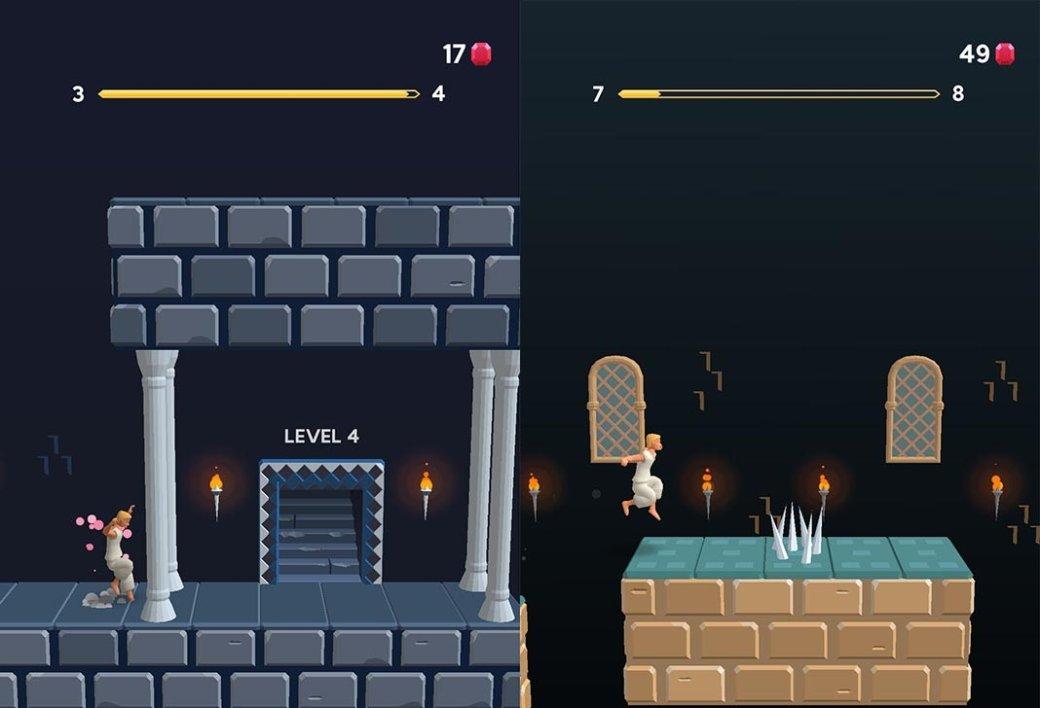 Серия «Принц Персии» пополнилась новой игрой. Особо нерадуйтесь— она для смартфонов ипланшетов