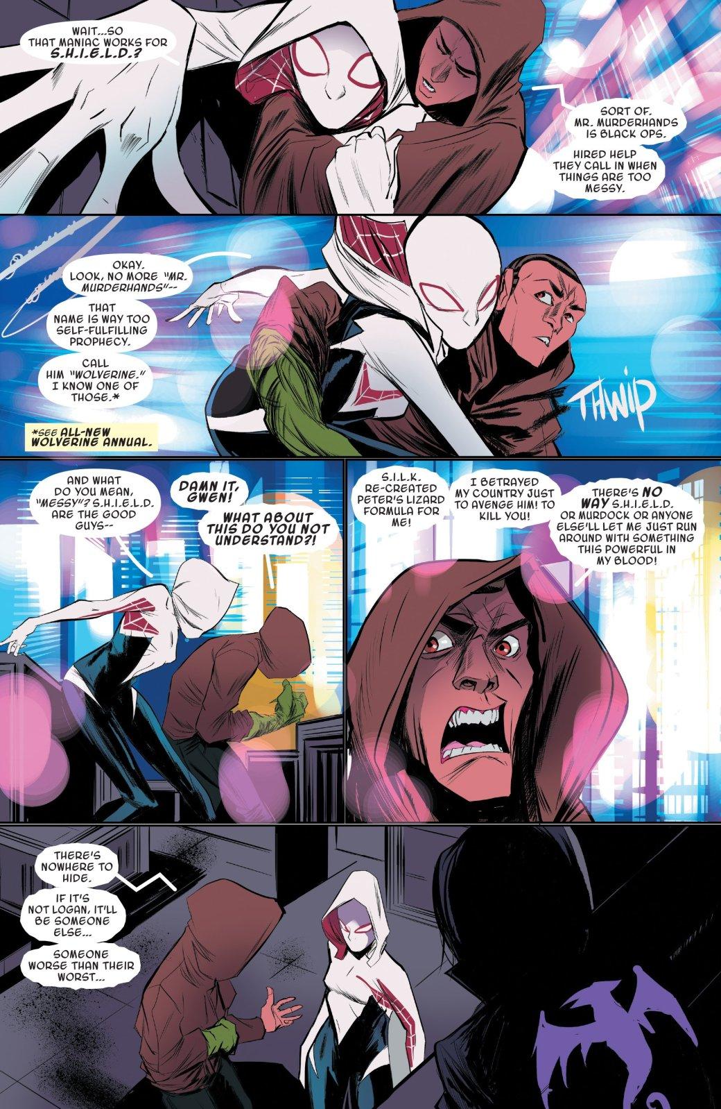 Marvel показала еще одного Логана, но в этот раз из другой вселенной
