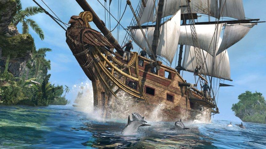 Рецензия на Assassin's Creed 4: Black Flag