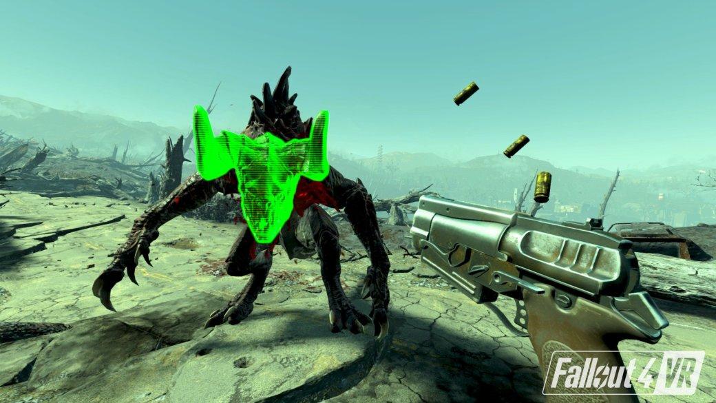 Bethesda неменяется: Doom VRиFallout 4 VRпродают занемалые деньги
