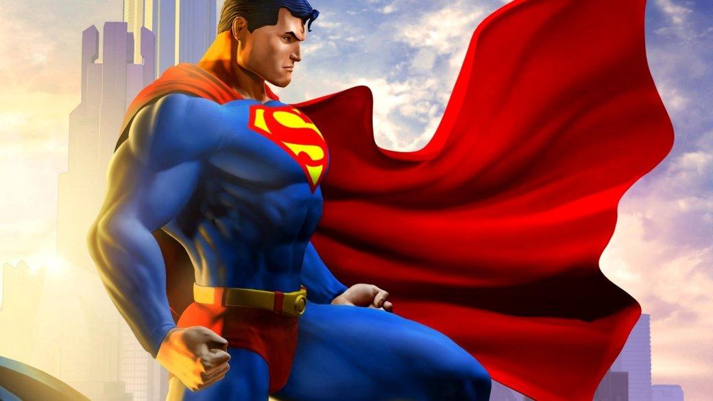Создатель новой God of War рассказал, какой бы он сделал игру про Супермена