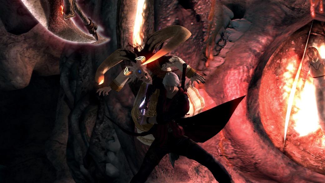 Потрачено. Зачто ненавидеть Devil May Cry 4— великую игру, закоторую немного стыдно