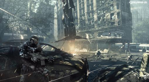 Рецензия на Crysis 2