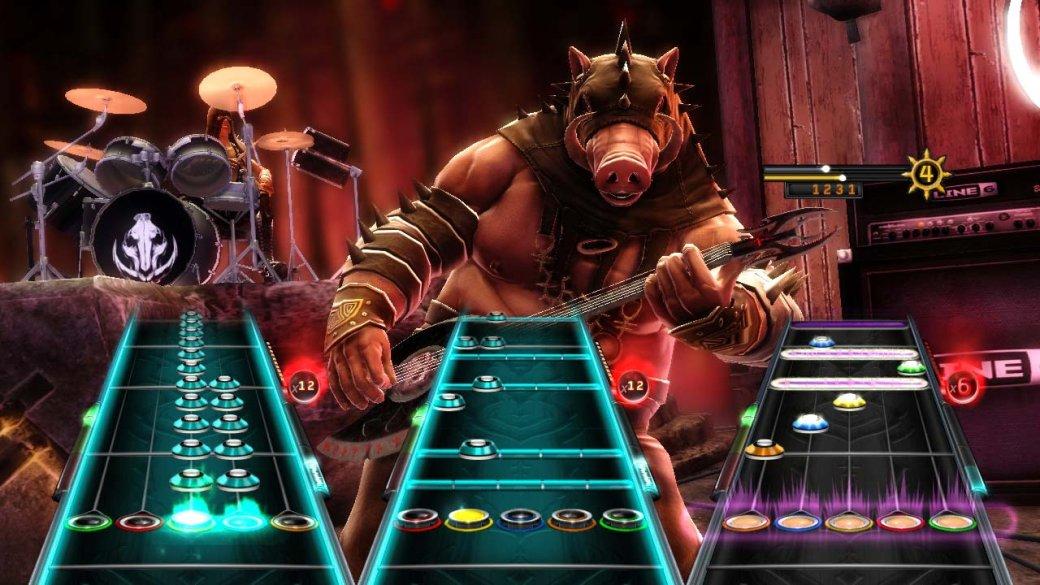 Слух: Activision готовит новую Guitar Hero