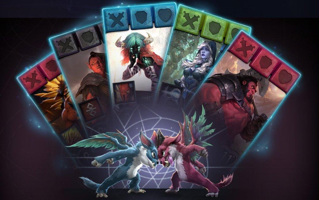 Рецензия на Artifact: The Dota Card Game