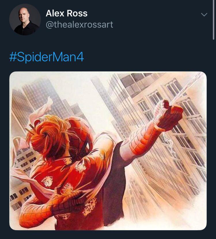 Издательство Marvel тизерит комикс помотивам сценария «Человека-паука 4» Сэма Рэйми? [обновлено]