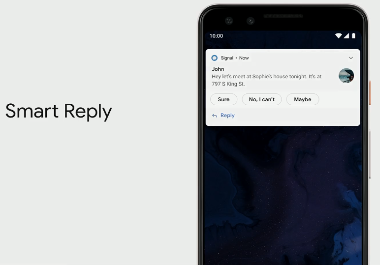 Android 10Q: состоялся официальный анонс новой операционной системы Google