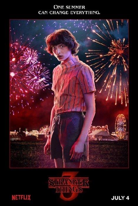 В«Очень странные дела» пришло лето— смотрим ролик ипостеры третьего сезона