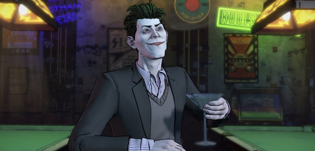 Рецензия на Batman: The Telltale Series