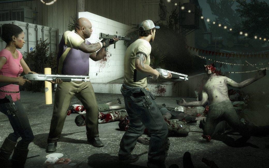 Апомните Left 4 Dead2? Лучшему кооперативному шутеру про зомби— 10лет!