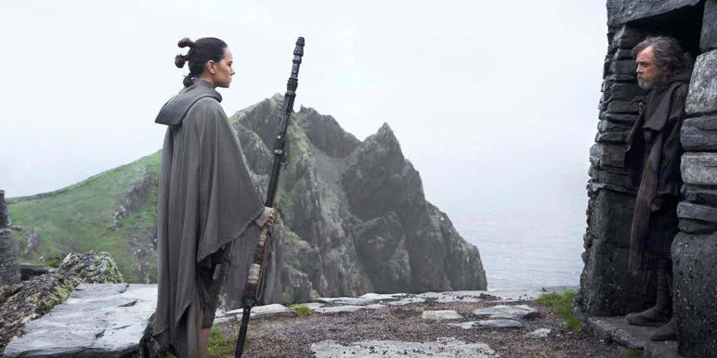 Какие отношения будут у Люка и Рей в «Последних джедаях»?