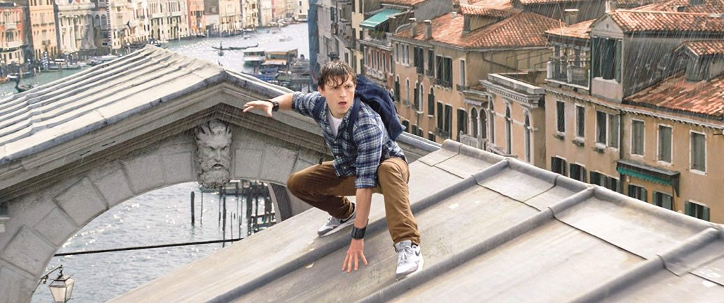 Рецензия на«Человека-паука: Вдали отдома»