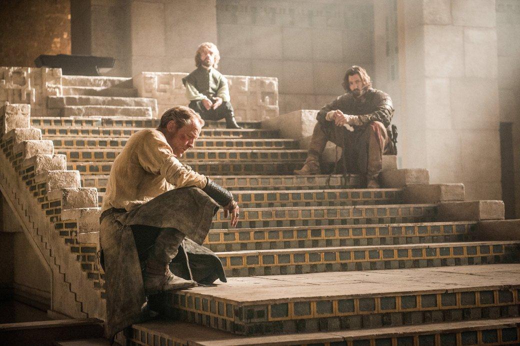 Рецензия на пятый сезон «Игры престолов»