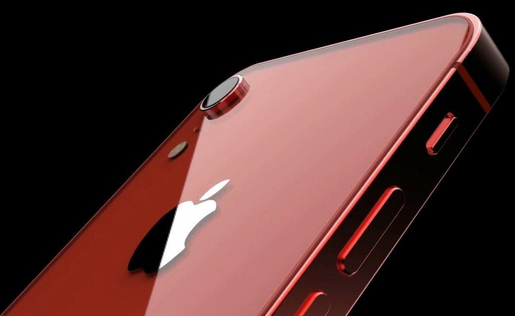 iPhone SE2на видео: полностью безрамочный экран, стеклянный корпус иобилие расцветок
