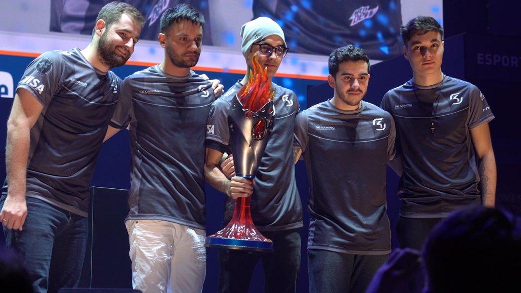 Еще один титул для SKGaming. Бразильцы— чемпионы третьего сезона ECS