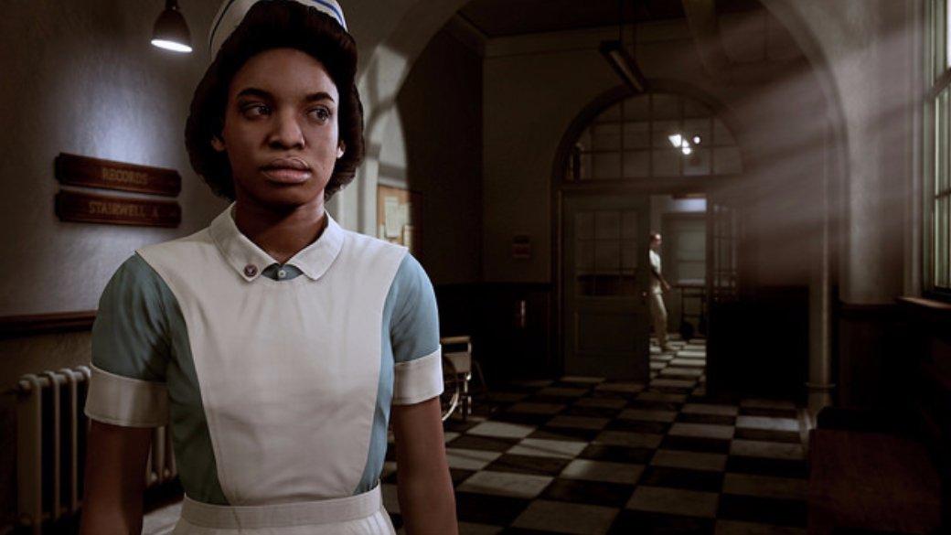 The Inpatient — VR-приквел Until Dawn на E3 2017. Опять горки?