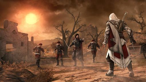 Рецензия на Assassin's Creed: Brotherhood