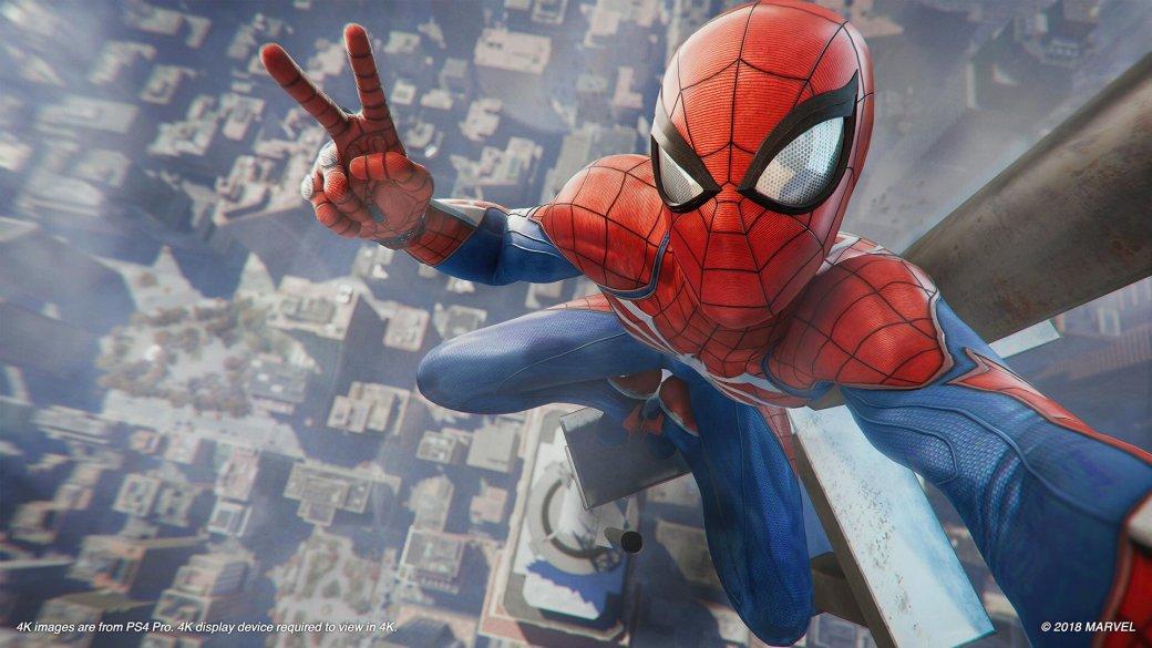 ВСети появился полный список костюмов изигры Spider-Man отInsomniac