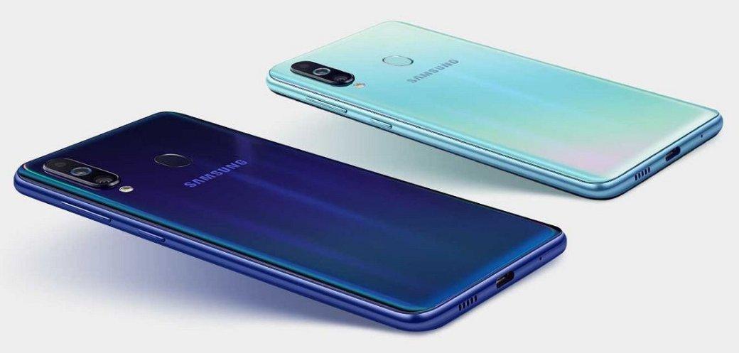 Samsung Galaxy M40: представлен новый среднебюджетный смартфон без 3,5-мм аудиоразъема