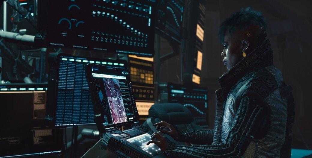 Как вCyberpunk 2077 играется нетраннером, местным мастером скрытности ихакинга
